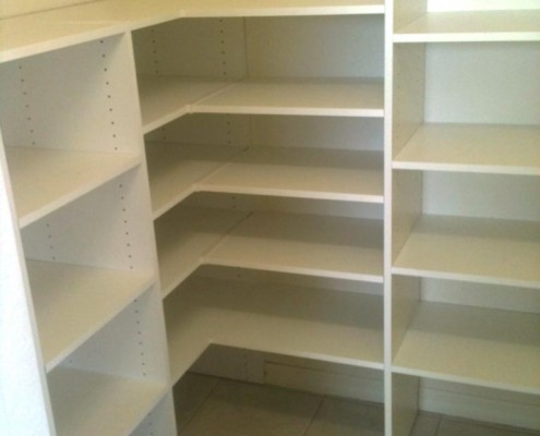 Affordable Closets Inc. Sarasota FL - Pantry Organization Closet