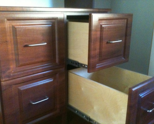 Affordable Closets Inc. Sarasota FL - Office Organization