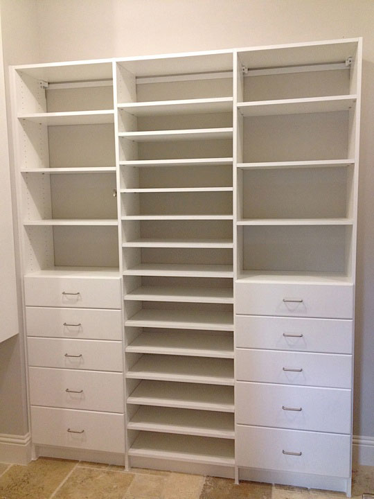 ... Affordable Closets Inc. Sarasota FL   Bedroom Closet Organization ...