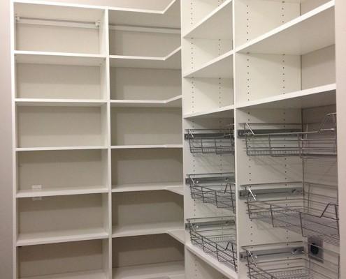 Affordable Closets Inc. Sarasota FL - Pantry Organization Closet