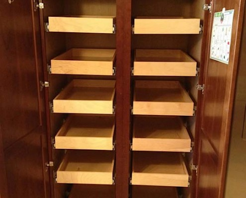Affordable Closets Inc. Sarasota FL - Closet Pull Outs