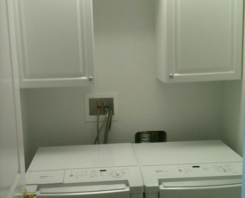Affordable Closets Inc. Sarasota FL - Laundry Organization