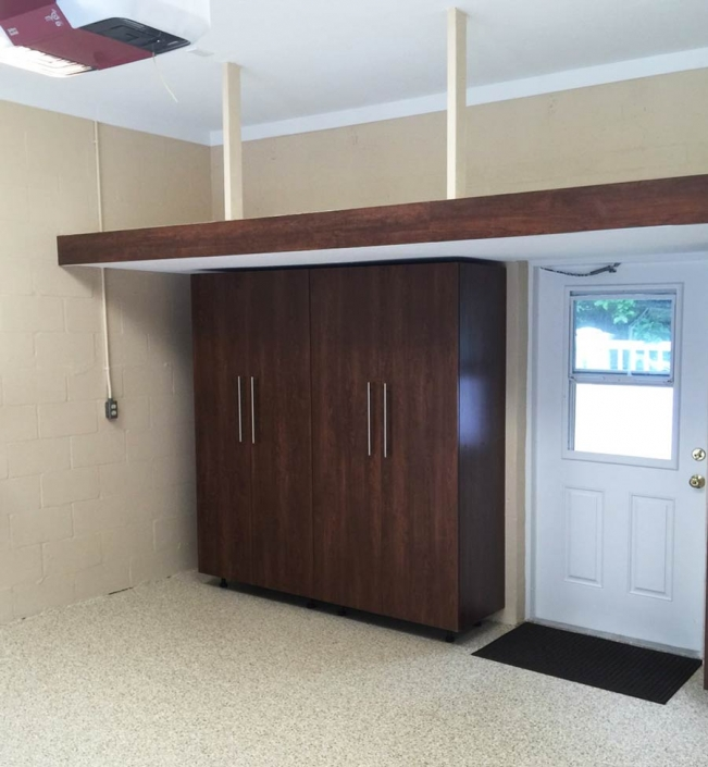 Make your garage the way it should be with Affordable Closets.