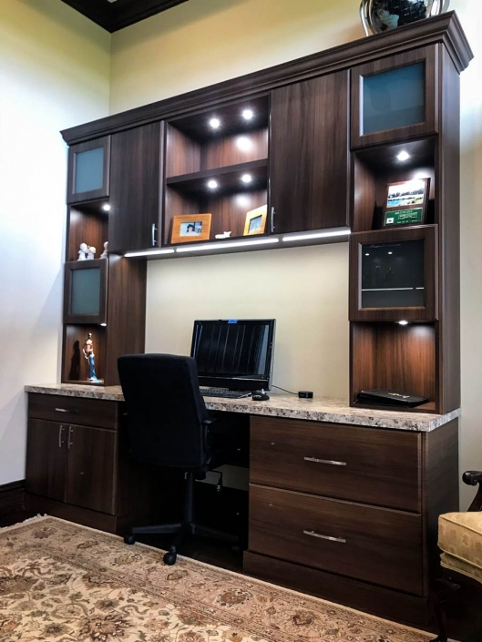 Create your custom made home office.
